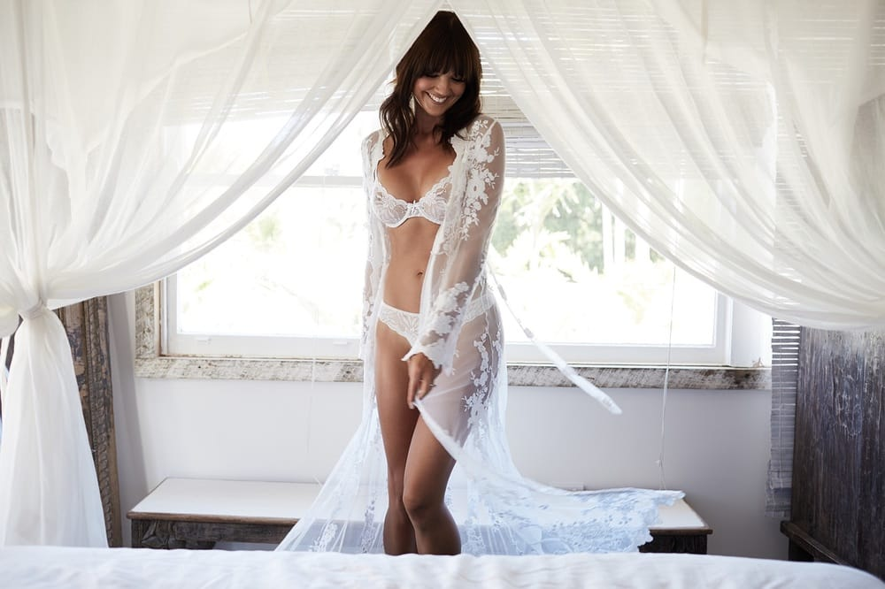 10 Things You Must Know About Bridal Lingerie