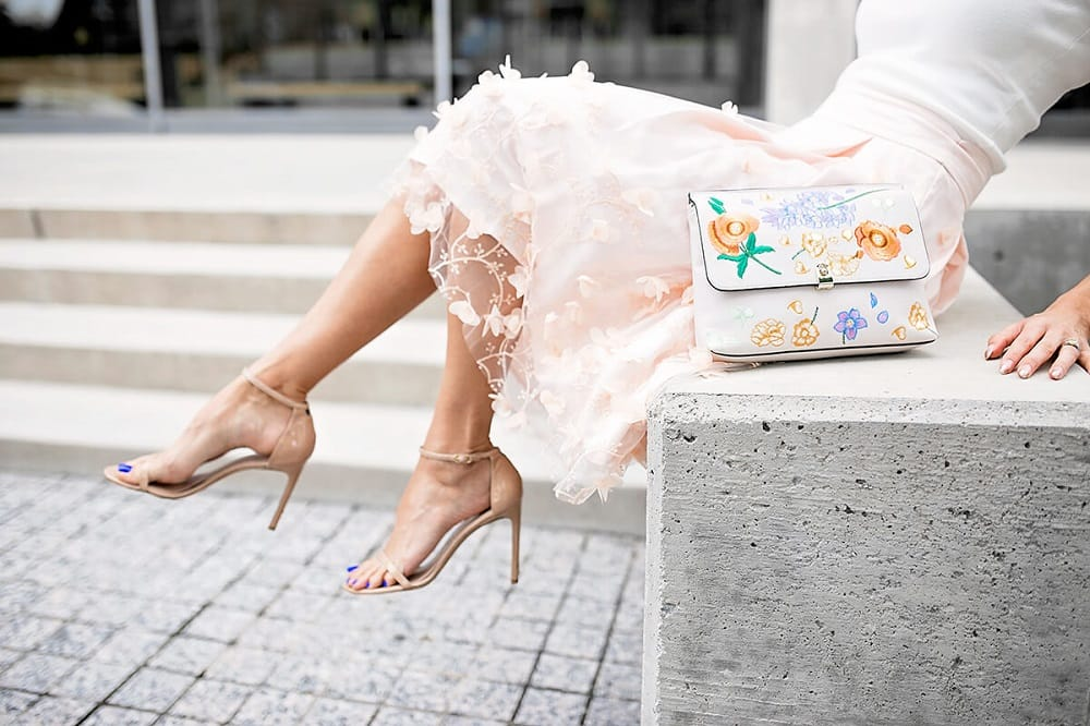 Nude heels Fashion trends