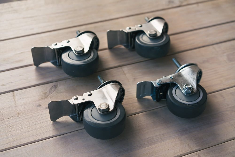Caster wheels, Stainless steel caster wheels, Choosing caster wheels