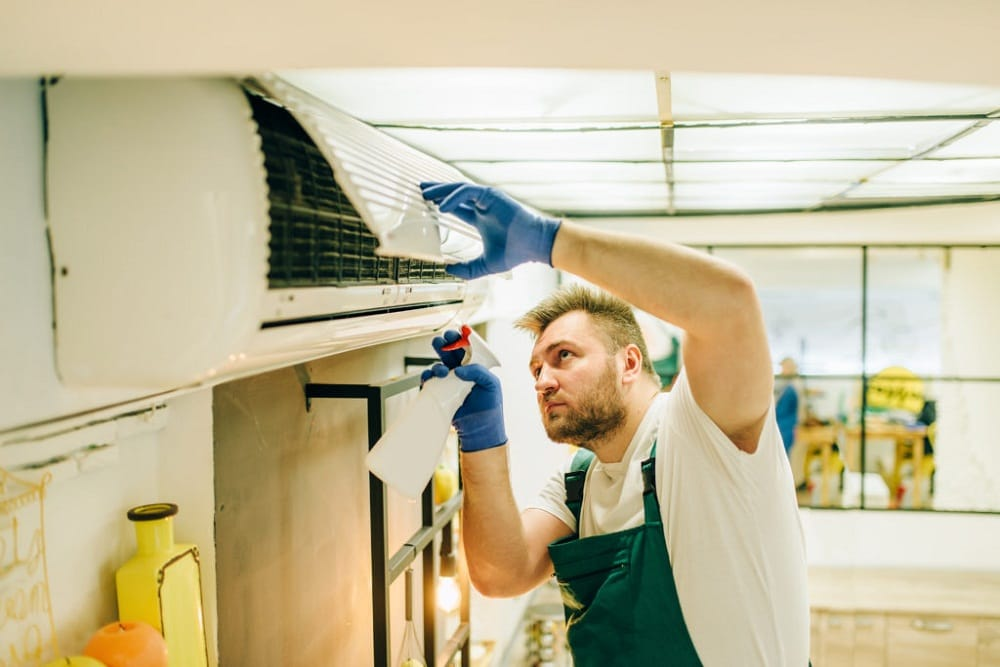 AC Cooling System Tools, AC vacuum pump rental
