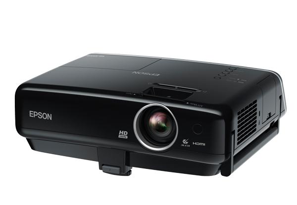Epson MegaPlex MG-850HD Movie Projector