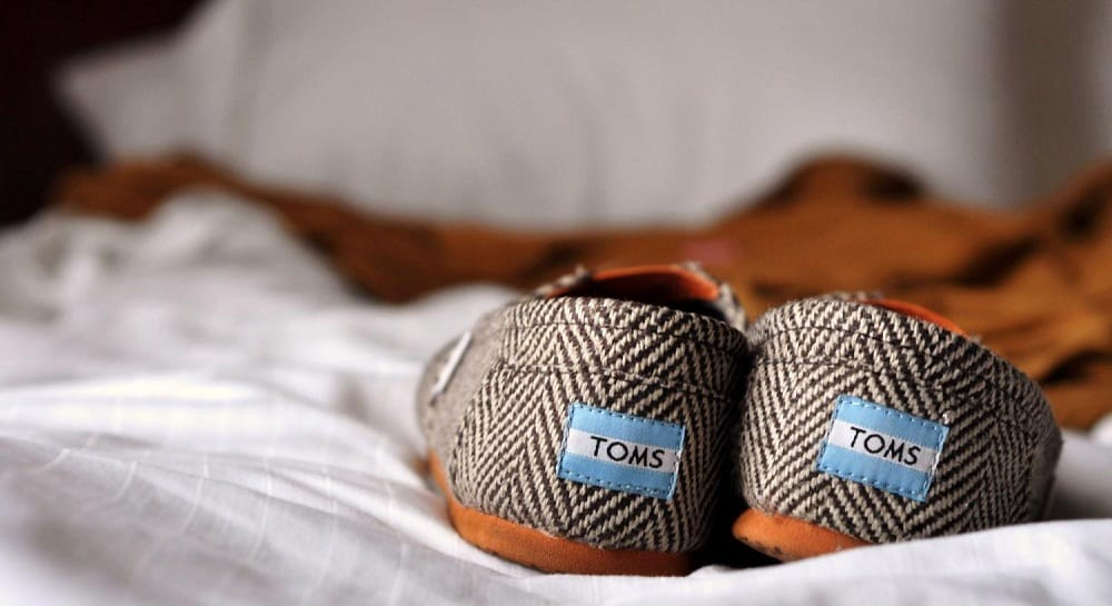 The Best Method of Drying Your TOMS