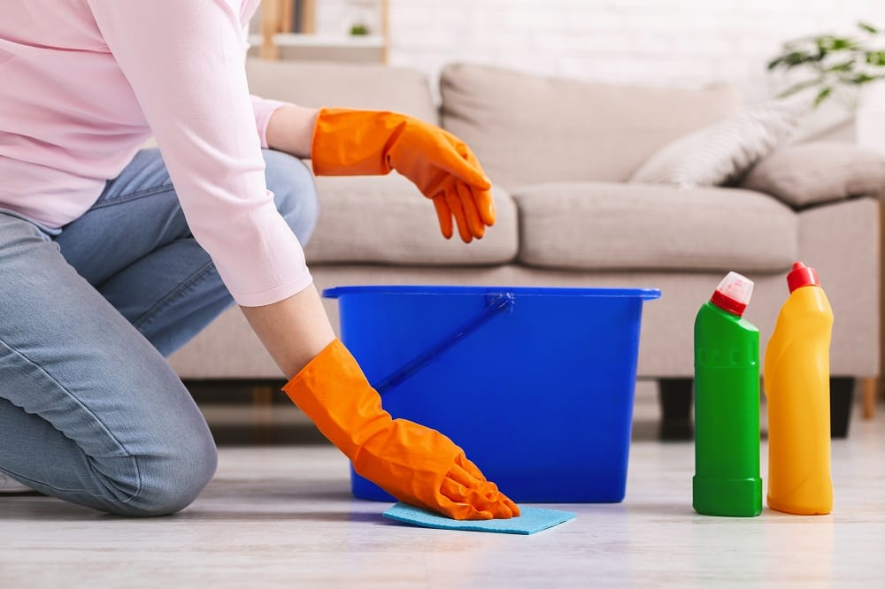 Tips to Keep Your Home Sparkling Clean