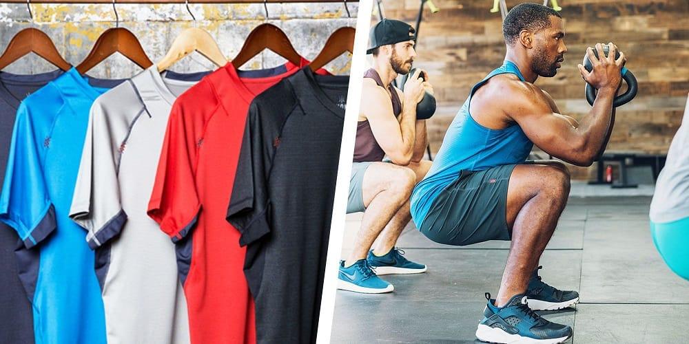 Workout wardrobe