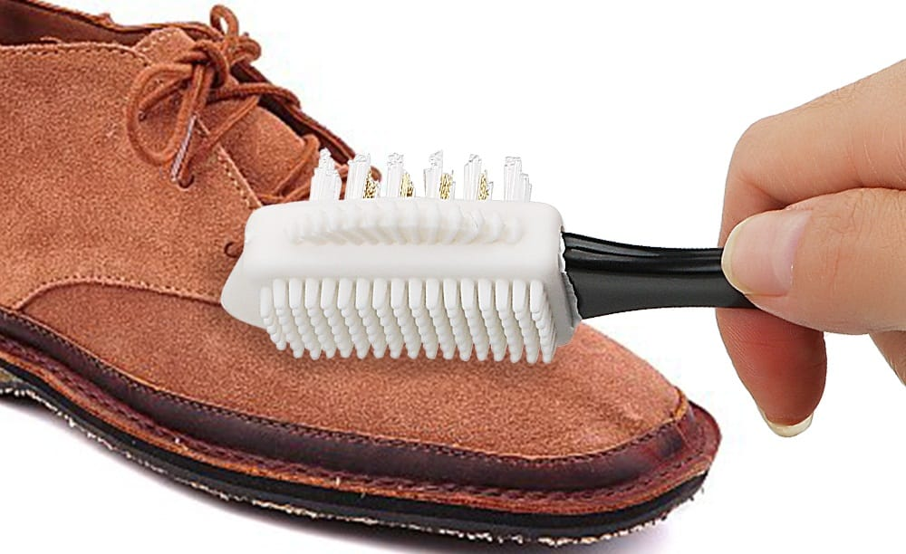 Perform-a-light-brushing-to-revive-the-fibers