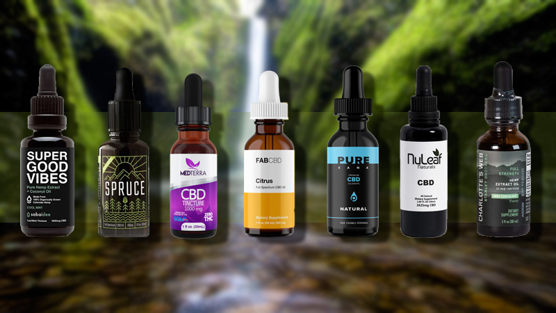 Quality CBD Oils, Best CBD oil brands