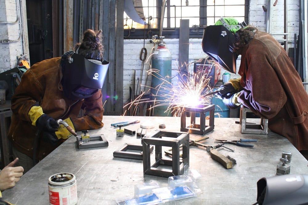 Essential metalworking tools